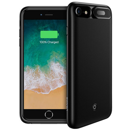 Usams 3000mAh MFi Battery Charger Case for Apple iPhone 8 / 7 / 6s